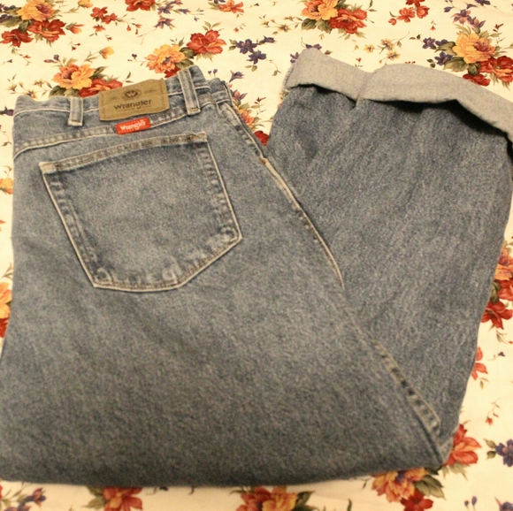 oversize jeans